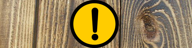杉板の外壁での注意点