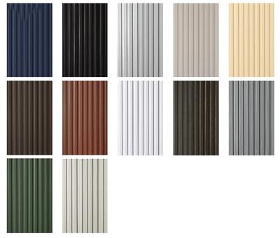 多彩なデザインや色から選べる